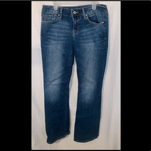 Gap 1969 Sexy Boot Cut Jeans